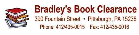 Bradley's Books Logo